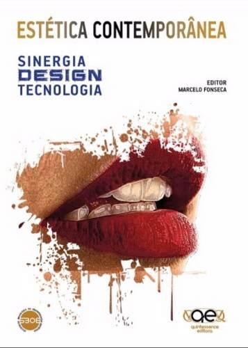 Livro Estetica Contemporanea - Sinergia Design Tecnologia  - LIVRARIA ODONTOMEDI