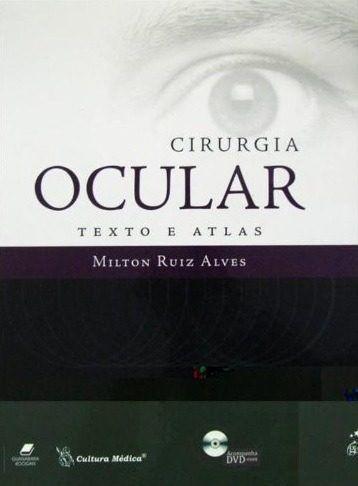 Livro Cirurgia Ocular  - LIVRARIA ODONTOMEDI