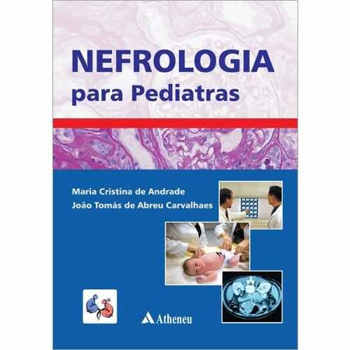 Livro Nefrologia Para Pediatras  - LIVRARIA ODONTOMEDI