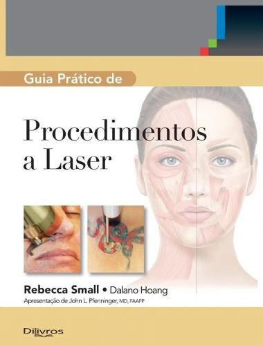 Livro Guia Pratico De Procedimento A Laser  - LIVRARIA ODONTOMEDI