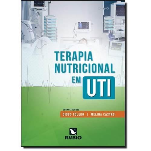 Livro Terapia Nutricional Em Uti  - LIVRARIA ODONTOMEDI