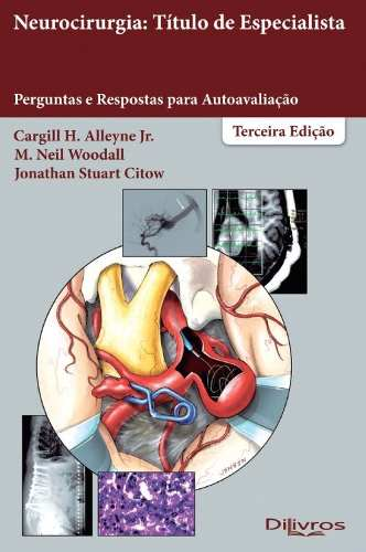 Livro Neurocirurgia Titulo De Especialista Perguntas E Respostas P  - LIVRARIA ODONTOMEDI