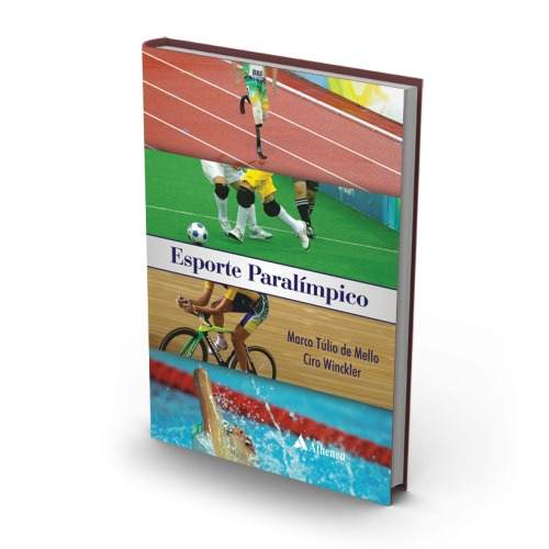 Livro Esporte Paralímpico  - LIVRARIA ODONTOMEDI