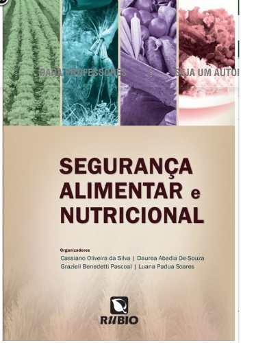 Livro Segurança Alimentar E Nutricional  - LIVRARIA ODONTOMEDI