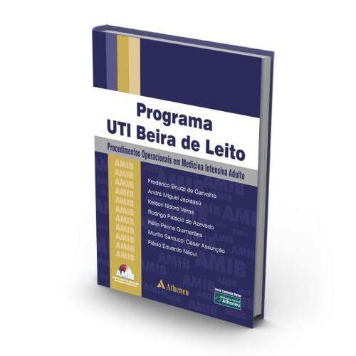 Livro Programa Uti Beira Do Leito - Procedimentos Operacionais Em  - LIVRARIA ODONTOMEDI