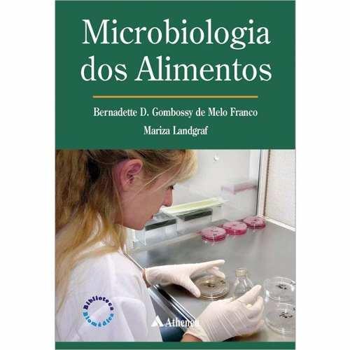 Livro Microbiologia Dos Alimentos  - LIVRARIA ODONTOMEDI