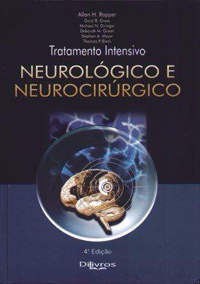 Livro Tratamento Intensivo Neurológico E Neurocirúrgico  - LIVRARIA ODONTOMEDI