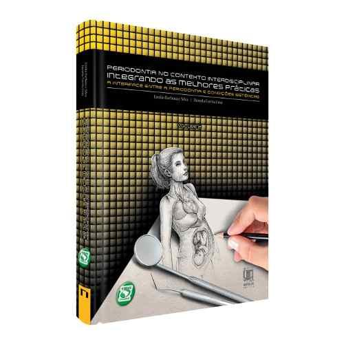 Livro Periodontia No Contexto Interdisciplinar Vol.2  - LIVRARIA ODONTOMEDI