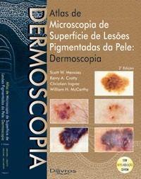 Livro Atlas De Microscopia De Superfície De Lesões Pigmentadas Da  - LIVRARIA ODONTOMEDI