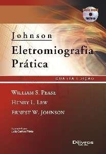 Livro Johnson Eletromiografia Prática  - LIVRARIA ODONTOMEDI