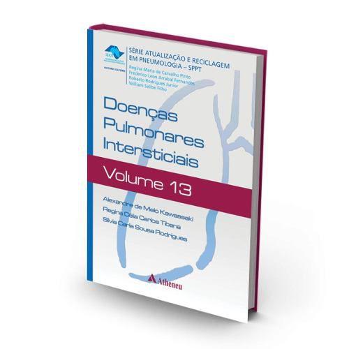 Livro Doenças Pulmonares Intersticiais  - LIVRARIA ODONTOMEDI