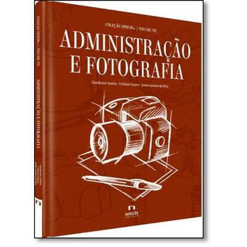 Coleção Apdesp: Administração E Fotografia  - LIVRARIA ODONTOMEDI