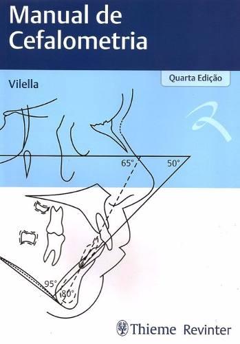 Livro Manual De Cefalometria 4 º Edição  - LIVRARIA ODONTOMEDI