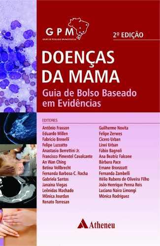 Livro Doenças Da Mama, Nova Edição  - LIVRARIA ODONTOMEDI