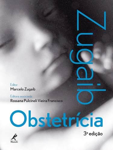 Livro Zugaib Obstetrícia  - LIVRARIA ODONTOMEDI