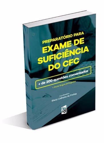Livro Preparatório Exame De Suficiência Do Cfc 2016 213 Questões  - LIVRARIA ODONTOMEDI