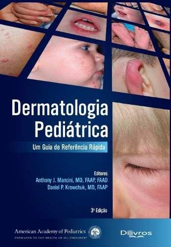 Livro Dermatologia Pediatrica  - LIVRARIA ODONTOMEDI