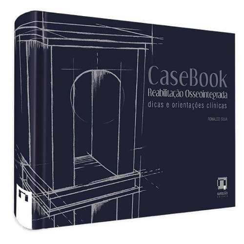 Livro Casebook Reabilitação Osseointegrada Dicas E Considera  - LIVRARIA ODONTOMEDI