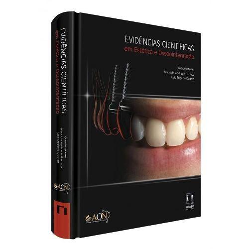 Livro Evidências Científicas Em Estética E Osseointegração  - LIVRARIA ODONTOMEDI