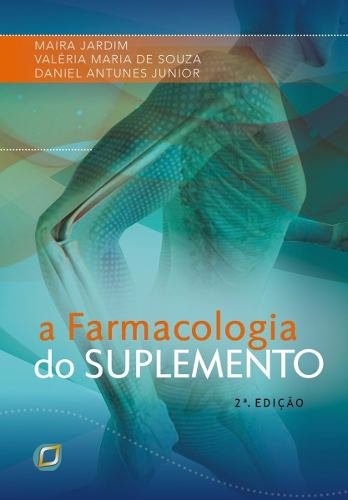 Livro A Farmacologia Do Suplemento  - LIVRARIA ODONTOMEDI