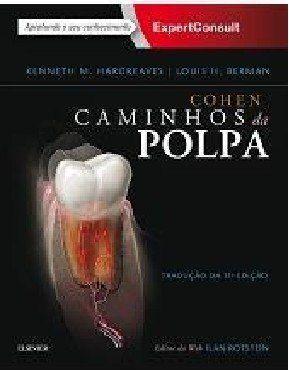 Livro Cohen Caminhos Da Polpa - 11ª Edição - Hargreaves  - LIVRARIA ODONTOMEDI
