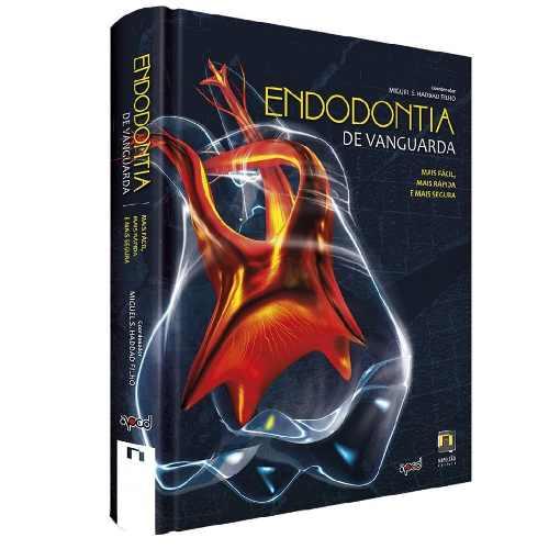 Livro Endodontia De Vanguarda  - LIVRARIA ODONTOMEDI