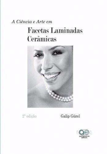 Livro Facetas Laminadas Ceramicas  - LIVRARIA ODONTOMEDI