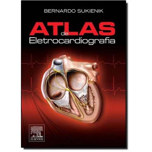 Livro Atlas De Eletrocardiografia  - LIVRARIA ODONTOMEDI