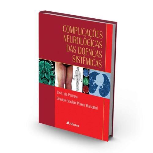 Livro Complicações Neurológicas Das Doenças Sistêmicas  - LIVRARIA ODONTOMEDI