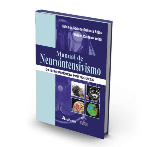 Livro Manual De Neurointensivismo Da Beneficência Portuguesa  - LIVRARIA ODONTOMEDI