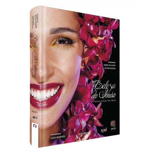 Livro Beleza Do Sorriso Vol.2: Especialidade Em Foco  - LIVRARIA ODONTOMEDI
