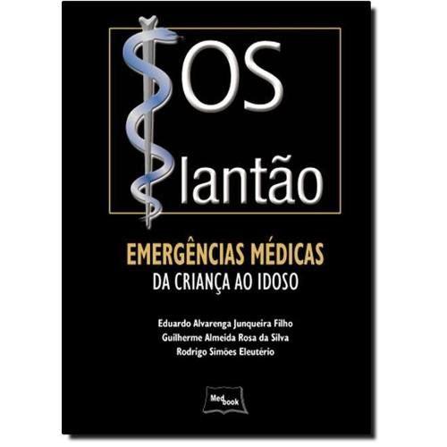 Livro Sos Plantão  - LIVRARIA ODONTOMEDI
