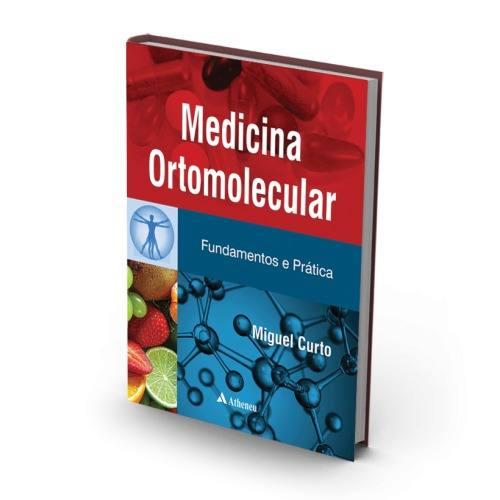Livro Medicina Ortomolecular Fundamentos E Prática  - LIVRARIA ODONTOMEDI