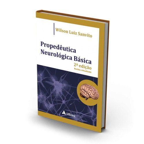 Livro Propedêutica Neurológica Básica  - LIVRARIA ODONTOMEDI