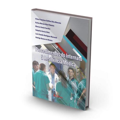 Livro Procedimentos Do Internado À Residência Médica  - LIVRARIA ODONTOMEDI