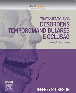 Livro Tratamento Das Desordens Temporomandibulares E Oclusão  - LIVRARIA ODONTOMEDI