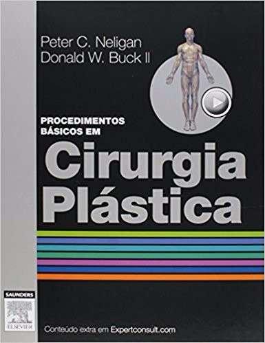 Livro Procedimentos Básicos Em Cirurgia Plástica, Neligan  - LIVRARIA ODONTOMEDI