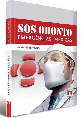 Livro Sos Odonto Emergências Médicas  - LIVRARIA ODONTOMEDI