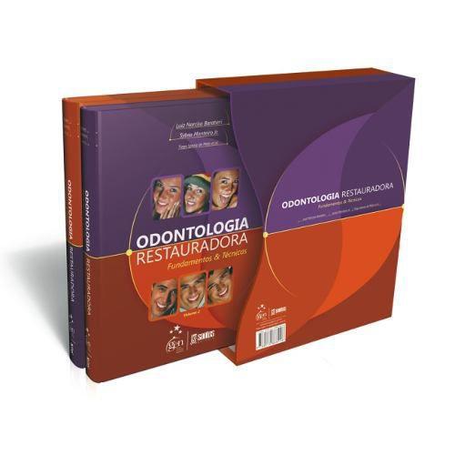Livro Odontologia Restauradora - Fundamentos & Técnicas  - LIVRARIA ODONTOMEDI