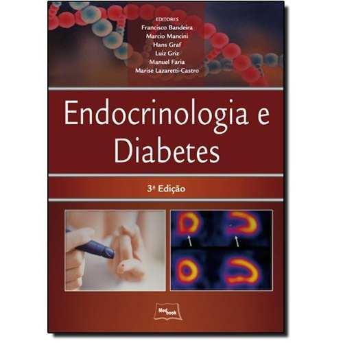 Endocrinologia E Diabetes  - LIVRARIA ODONTOMEDI