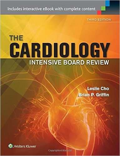 Livro Cardiology Intensive Board Review  - LIVRARIA ODONTOMEDI