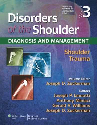 Livro Disorders Of The Shoulder: Trauma  - LIVRARIA ODONTOMEDI