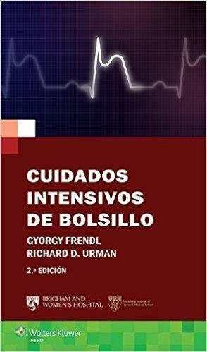 Livro Cuidados Intensivos De Bolsillo  - LIVRARIA ODONTOMEDI