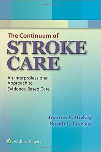 Livro The Continuum Of Stroke Care  - LIVRARIA ODONTOMEDI