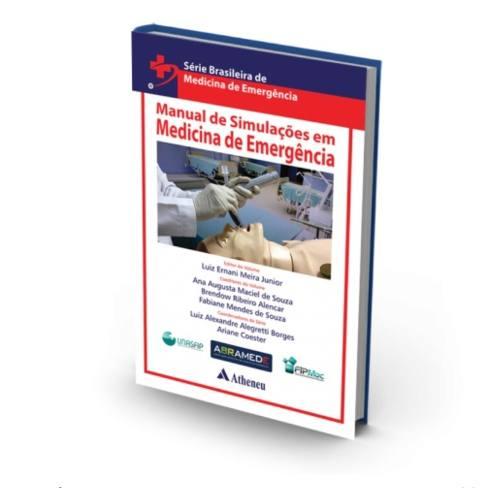 Livro Manual De Simulações Em Medicina De Emergência  - LIVRARIA ODONTOMEDI