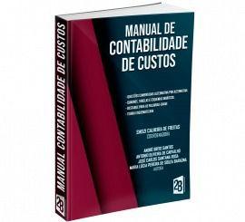 Livro Contabilidade De Custos Para Concursos Públicos Volume 1  - LIVRARIA ODONTOMEDI