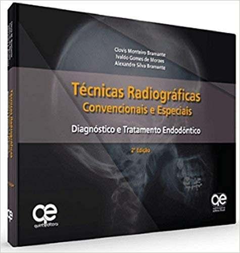 Livro Técnicas Radiográficas Convencionais E Especiais  - LIVRARIA ODONTOMEDI