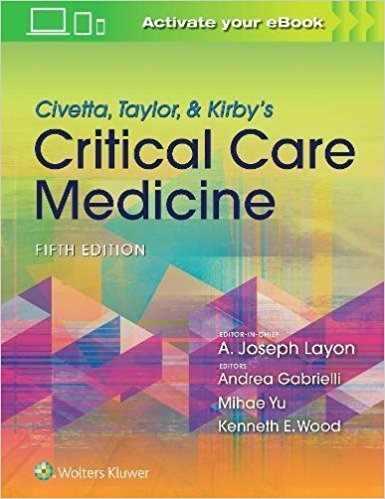 Livro Civetta Taylor & Kirbys Critical Care Medicine  - LIVRARIA ODONTOMEDI