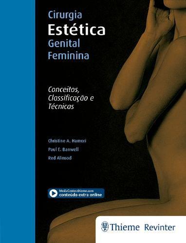 Livro Cirurgia Estética Genital Feminina  - LIVRARIA ODONTOMEDI
