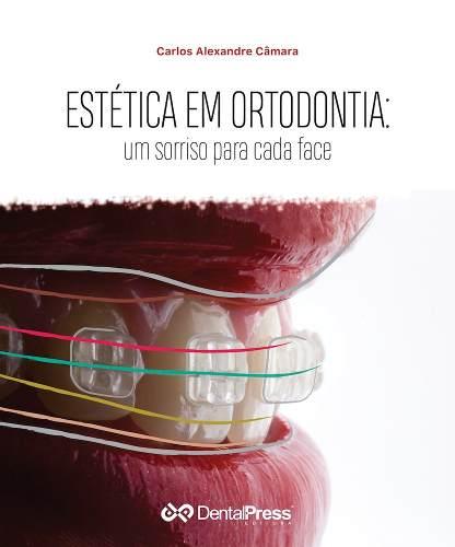 Estética Em Ortodontia Um Sorriso Para Cada Face  - LIVRARIA ODONTOMEDI